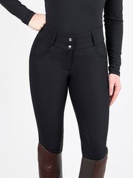 Zoe breeches, black - PS of Sweden