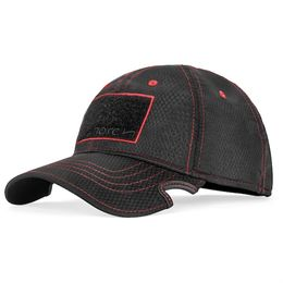 Notch Classic Adjustable Athlete Operator Black/Red