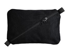 Trinket Pouch (hook back), black - Savotta