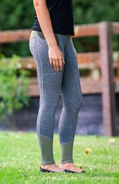 BARE Performance Tights - Military Grey