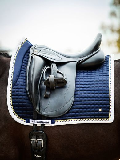 PRO saddlepad, Dressage Navy- PS of Sweden