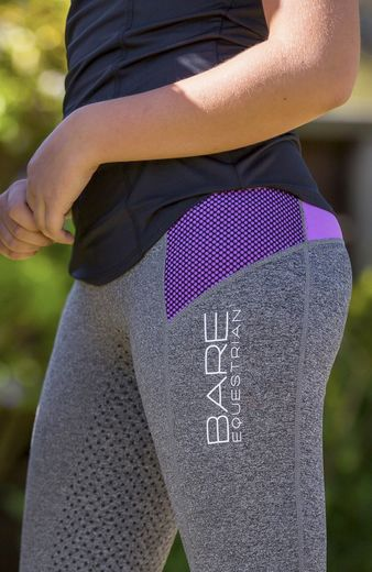 BARE Performance Tights - Glow