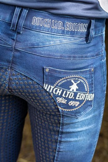 Harry's Horse Dutch ltd. Edition, denim, FullGrip