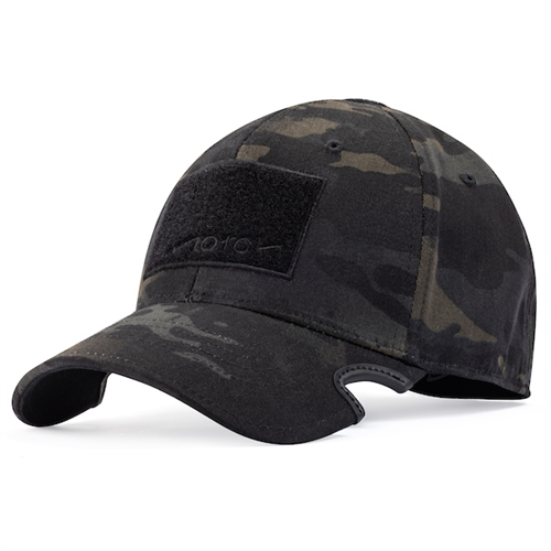 Notch Classic Fitted Black Multicam Operator