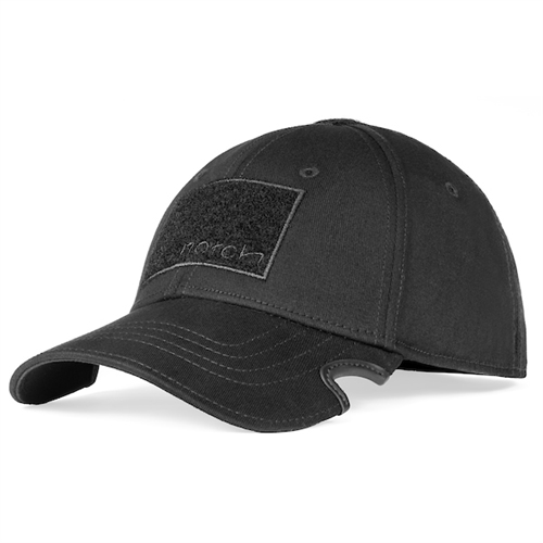 Notch Classic Fitted Black Operator