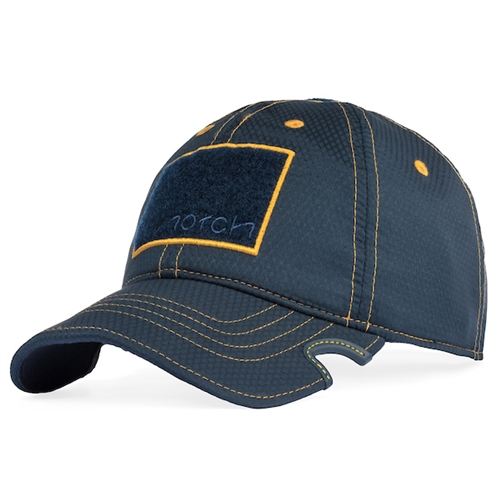 Notch Classic Adjustable Athlete Operator Navy/Gold
