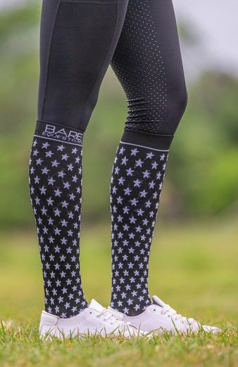 Star Compression socks - BARE Equestrian