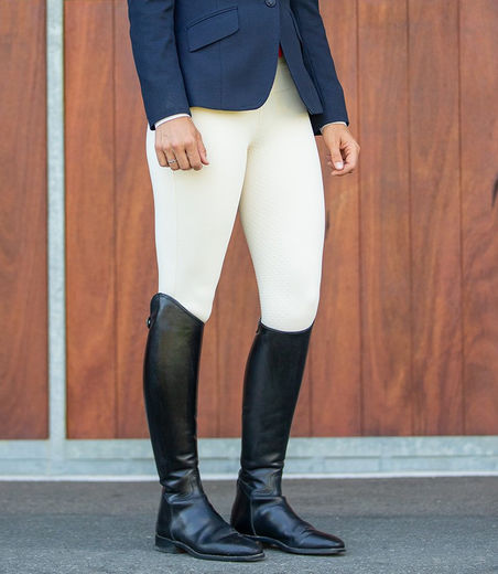 BARE Performance Tights - Vanilla Creme